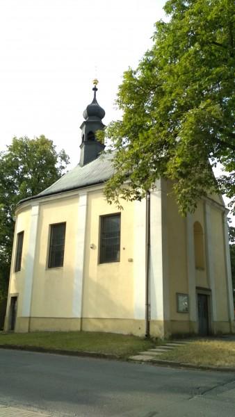 02) raně barokní kaple sv. Vojtěcha