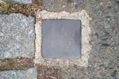 04) Jeden z Kamenů zmizelých, tento v ul. kpt. Jaroše