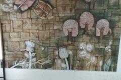 07) Keramický reliéf Marty Taberyové